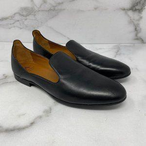 Aquatalia Emmaline Loafer Black Size 6